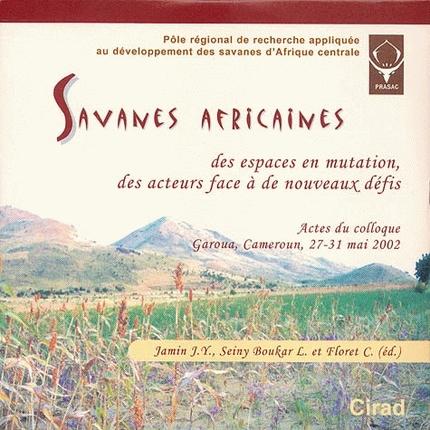African Savannahs -  - Cirad