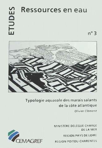 Aquaculture typology of salt marshes on the Atlantic coast - Olivier Clément - Irstea