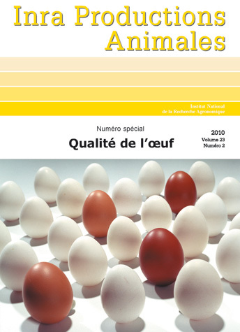 Egg Quality - Yves Nys - Inra