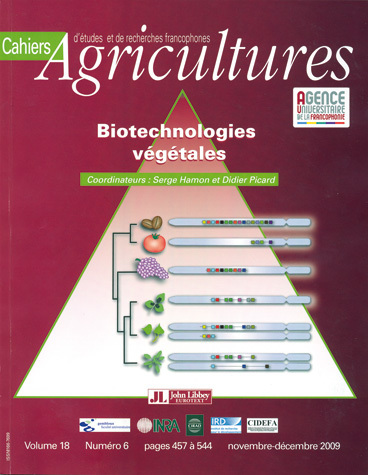 Plant Biotechnologies -  - John Libbey Eurotext