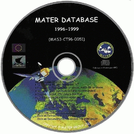 Mater Database 1996-1999 -  Collectif - MAST/Mater