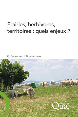 Prairies, herbivores, territoires : -  - Éditions Quae