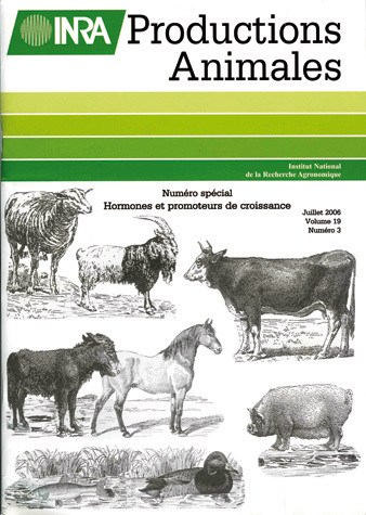 Hormones and Growth Promoters in Animal Breeding -  - Inra