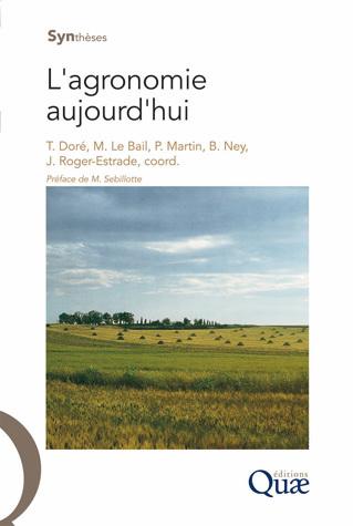 L'agronomie aujourd'hui -  - Éditions Quae