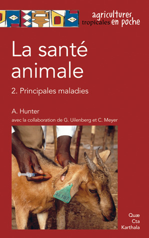 Animal health  2 - Archie Hunter - Éditions Quae