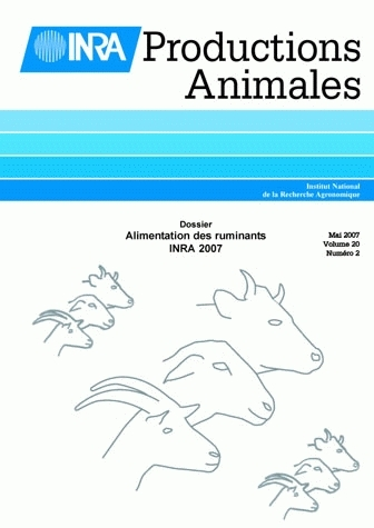 Alimentation des ruminants. Inra 2007 -  - Inra