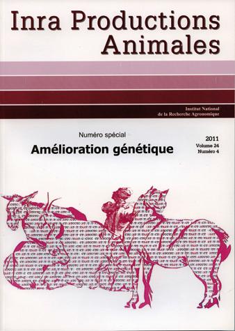 Animal Breeding -  - Inra