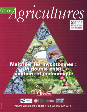 Controlling Mycotoxins: A Dual Health and Economic Issue -  - John Libbey Eurotext