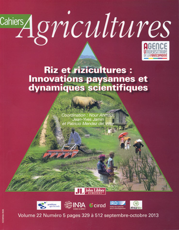 Rice and Rice Paddies: Farmer Innovations and Scientific Dynamics -  - John Libbey Eurotext
