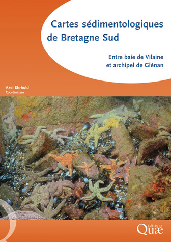 Sedimentological Maps of South Brittany -  - Éditions Quae