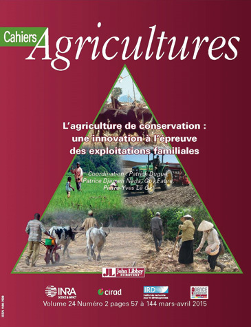Conservation Agriculture: an Innovation that is Testing Family Farms -  - John Libbey Eurotext