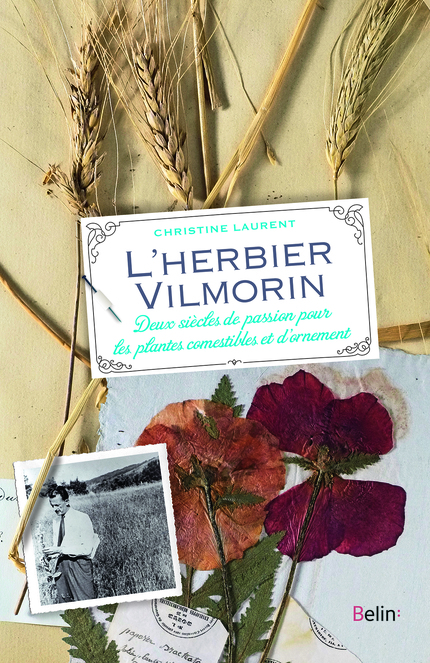 L'herbier Vilmorin - Christine Laurent - Belin