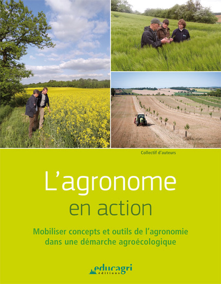 L'agronome en action -  Collectif - Educagri