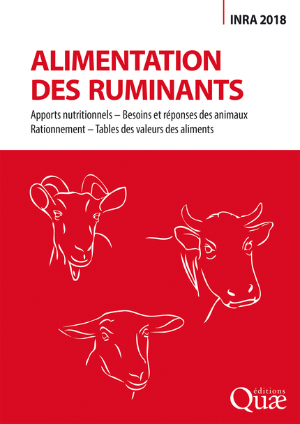 Feeding Ruminants   -  - Éditions Quae