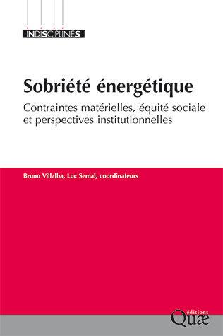 Energy Sobriety  -  - Éditions Quae