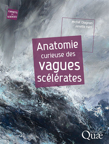 Curious Anatomy of Freak Waves - Michel Olagnon, Janette Kerr - Éditions Quae