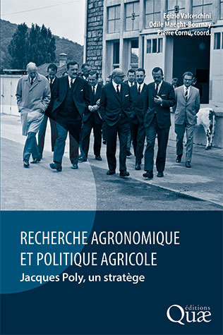 Agronomic research and agricultural policy  -  - Éditions Quae