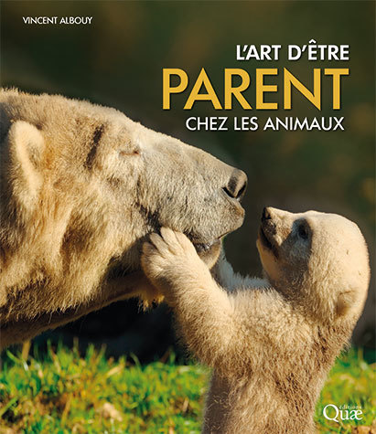 The art of parenting in animals  - Vincent Albouy - Éditions Quae