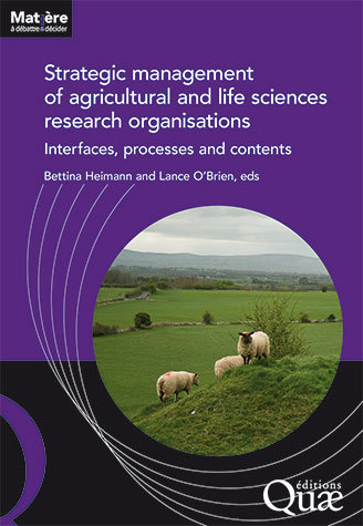 Strategic management of agricultural and life sciences research organisations -  - Éditions Quae