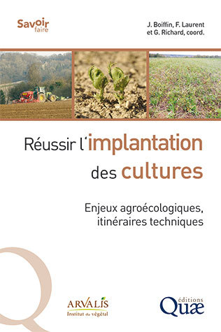 How to establish crops successfully -  - Éditions Quae
