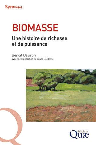 Biomass - Benoit Daviron - Éditions Quae