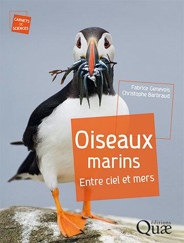 Marine birds - Fabrice Genevois, Christophe Barbraud - Éditions Quae