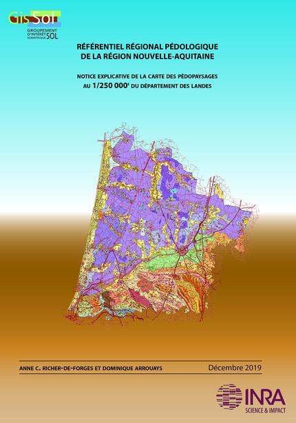 Référentiel régional pédologique de la région Nouvelle-Aquitaine - Anne Richer de Forges, Dominique Arrouays - Inra