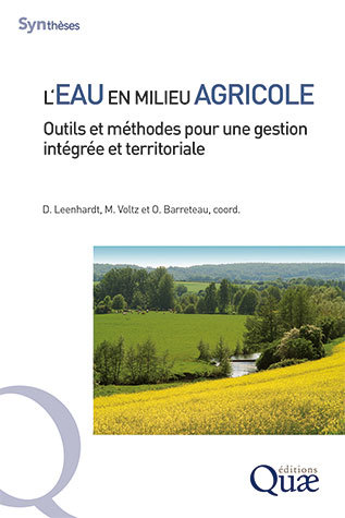 Water in the farming sector -  - Éditions Quae