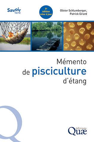 Handbook on Pond Fish Farming - Olivier Schlumberger, Patrick Girard - Éditions Quae
