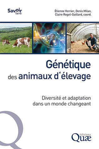 Farm animal genetics -  - Éditions Quae