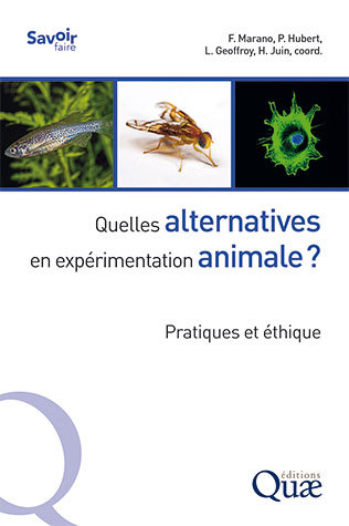 Méthodes alternatives en expérimentation animale -  - Éditions Quae