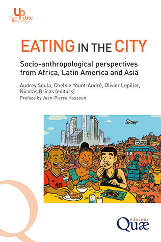 Eating in the city -  - Éditions Quae